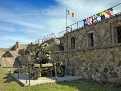 Visita a Forte Cavalli a Messina