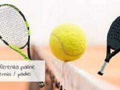 G.I. Tennis e Padel - raduno amatoriale - domenica 17 ottobre