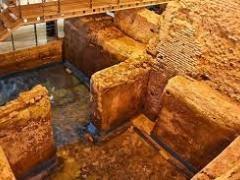 Prospettiva Arte: sotto la fontana di Trevi: l'area archeologica del Vicus Caprarius - sabato 20 novembre ore 16,45